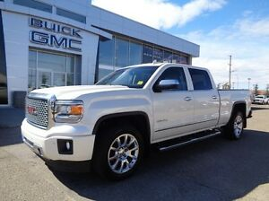 2015 GMC Sierra 1500 Denali - 4x4! Crew Cab, Leather, Navigation
