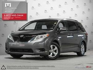 2013 Toyota Sienna LE 8-passenger Front-wheel Drive (FWD)