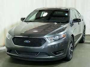 2015 Ford Taurus SHO AWD Turbo Sedan w/ Leather, Navigation, Sun