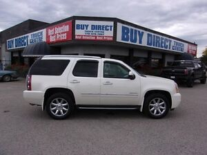 2010 GMC Yukon Denali All-wheel Drive