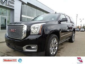 2016 GMC Yukon Denali - 4x4! Sunroof, Navigation, Leather
