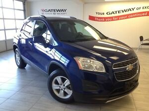 2013 Chevrolet TRAX LT All-wheel Drive Sport Utility