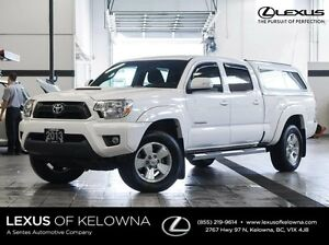 2013 Toyota Tacoma 4X4 Double Cab TRD Sport