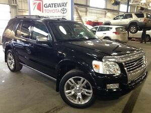 2010 Ford Explorer Limited AWD - Leather, 7-pass, DVD Ent Sys