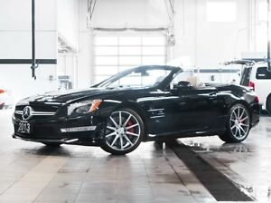 2013 Mercedes-Benz SL-Class SL63 AMG w/ AMG performance package