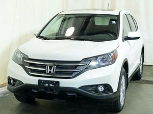2014 Honda CR-V EX-L AWD w/ Leather, Sunroof, Alloys