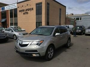 2013 Acura MDX AWD, Leather, SR