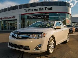 2012 Toyota Camry XLE, V6, Navigation, Leather, Heated Seats, Su