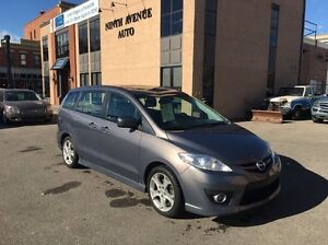 2010 Mazda Mazda5 GT Leather Sunroof