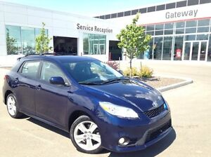 2012 Toyota Matrix S AWD - Only 58K! Sunroof, Bluetooth