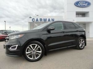 2015 Ford Edge Sport Sunroof Nav $234.35 B/W OVER 84 @ 4.99
