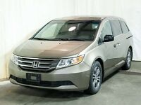 2011 Honda Odyssey EX-L RES Leather, Sunroof, TV/DVD, EXTENDED W