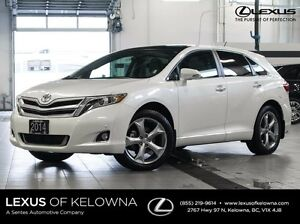 2014 Toyota Venza AWD Limited with Technology Package