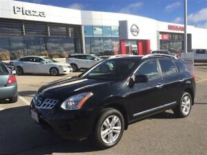 2012 Nissan Rogue SV 4dr Front-wheel Drive