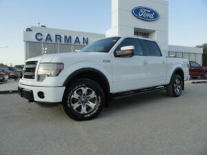 2014 Ford F-150 FX4 402A  $267.22 B/W OVER 72 @ 4.99 OAC