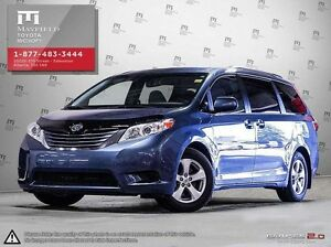 2016 Toyota Sienna LE 8 Passenger Front-wheel Drive (FWD)