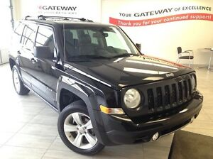 2012 Jeep Patriot Limited 4x4 - Leather Heated Seats, Navigation
