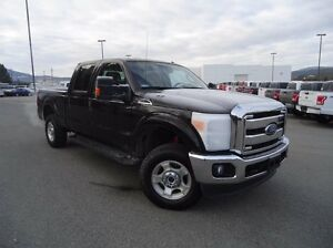 2016 Ford F-250 XLT 4x4 SD Crew Cab 6.75 ft. box 156 in. WB
