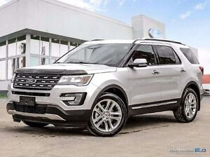 2017 Ford Explorer $323 b/w, LTD, ROOF, NAV