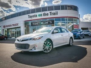 2014 Toyota Avalon XLE, Navigation, Leather, Heated Seats, Sunro