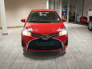 2015 Toyota Yaris LE, Hatchback, Touch Screen, Bluetooth, AUX/US Edmonton Edmonton Area image 2