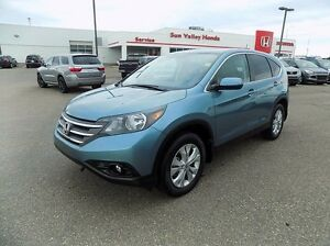 2014 Honda CR-V EX-L 4dr All-wheel Drive