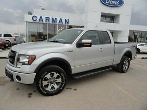 2013 Ford F-150 Back-up Camera Console Shift V8