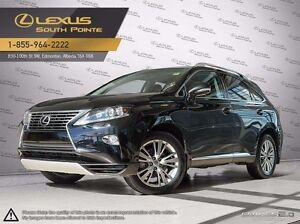 2014 Lexus RX 350 Technology package All-wheel Drive (AWD)
