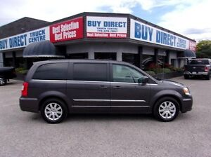 2015 Chrysler Town & Country Touring Front-wheel Drive Passe