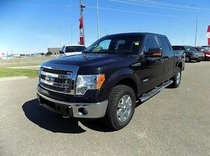 2014 Ford F-150 XTR 4x4 SuperCrew Cab 5.5 ft. box 145 in. WB
