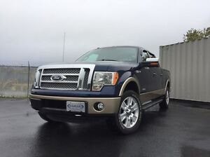 2011 Ford F-150 Lariat 4x4 SuperCrew Cab 6.5 ft. box 157 in. WB