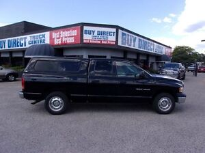 2004 Dodge Ram 1500 ST 4x2 Quad Cab 160.5 in. WB