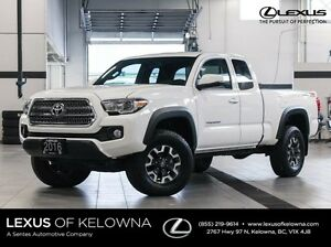 2016 Toyota Tacoma 4X4 Access Cab TRD Off-Road