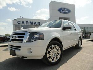 2014 Ford Expedition MAX Limited Sunroof DVD Leather