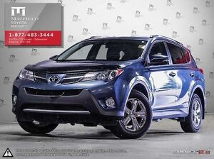 2013 Toyota Rav4 XLE Standard package