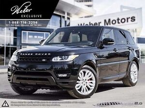 2014 Land Rover Range Rover Sport V8 Supercharged One Owner - Wa