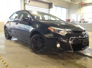 2015 Toyota Corolla S 4dr Sedan 50th Anniversary Edition with Mo