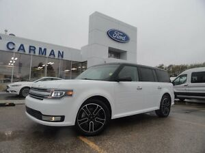 2015 Ford Flex Limited AWD Navigation Sunroof Leather