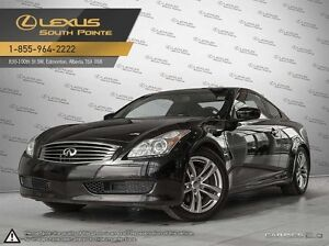 2008 Infiniti G37 Premium package Rear-wheel Drive (RWD)