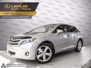 2015 Toyota Venza CLEAN CARPROOF | Limited V6 All-wheel Drive (A