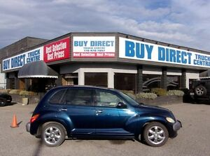 2002 Chrysler PT Cruiser Limited Edition 4dr Front-wheel Drive