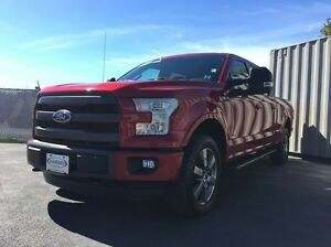 2015 Ford F-150 Lariat Sport*** M.E.S. WAS $52950 NOW $48950.00