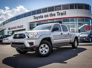 2015 Toyota Tacoma SR5, Remote Starter, Side Steps, Touch Screen