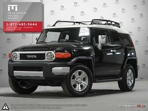 2008 Toyota FJ Cruiser C-package 4x4