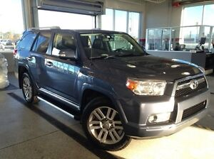 2013 Toyota 4Runner Limited V6 4dr 4x4- Only 46KM! Sunroof