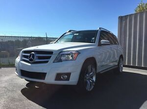 2010 Mercedes-Benz GLK-CLASS AWD/4MATIC/KEYLESS ENTRY/LEATHER/HE