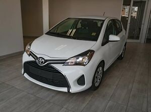 2015 Toyota Yaris LE, Hatchback, Touch Screen, AUX/USB, Power Wi