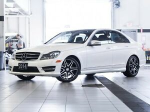 2014 Mercedes-Benz C-Class C350 4Matic Sedan