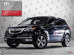 2012 Acura MDX Technology Package All-wheel Drive (AWD)