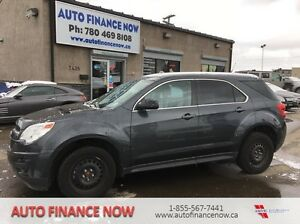 2011 Chevrolet Equinox 1LT All-wheel Drive RENT TO OWN $9 A DAY Edmonton Edmonton Area image 2
